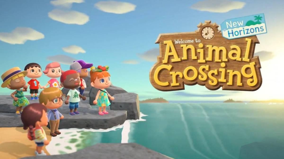 Es hora de darse un chapuzón veraniego con Animal Crossing