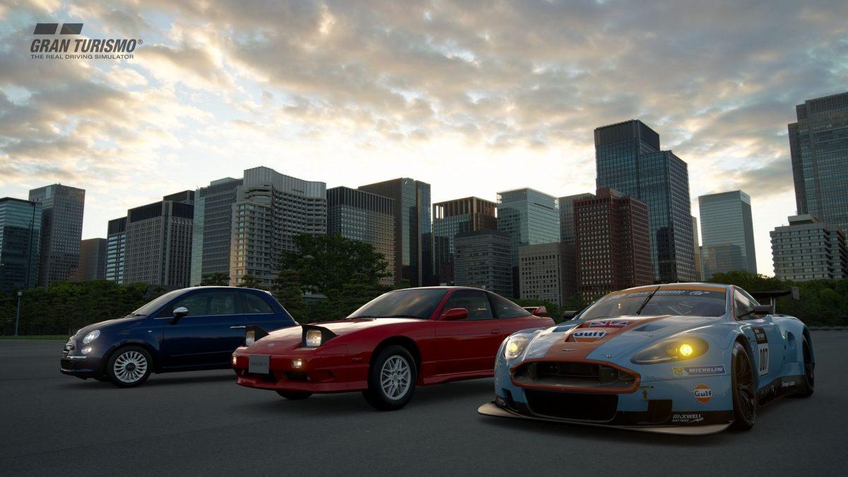 El mítico Aston Martin DBR9 GT1 llega a Gran Turismo Sport