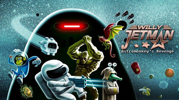 Willy Jetman debuta en PlayStation 4, Nintendo Switch y Steam