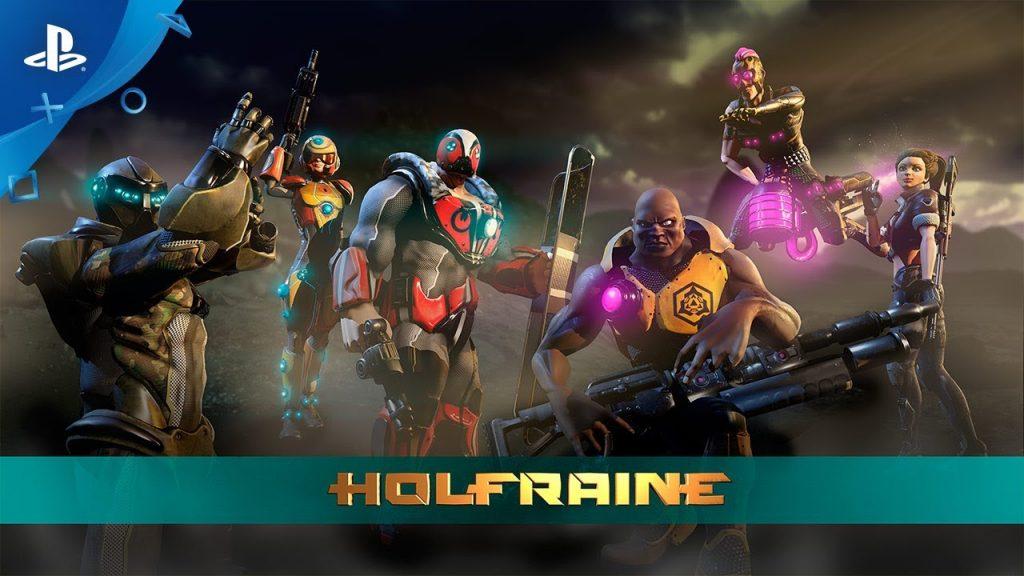 Holfraine