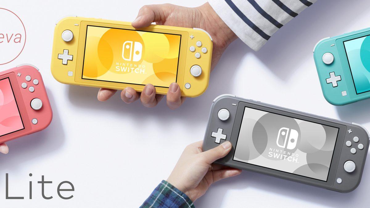 La Nintendo Switch Lite coral se lanza en Europa el 24 de abril de 2020