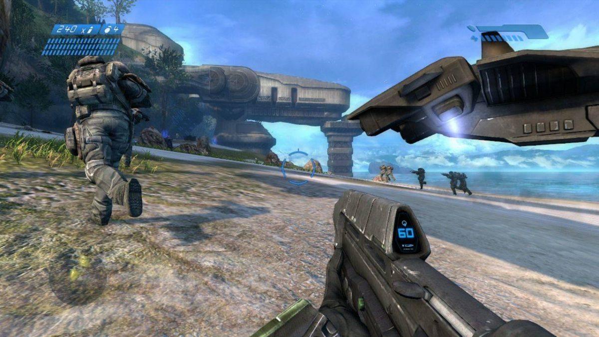 El esperado Halo: Combat Evolved Anniversary llega a PC