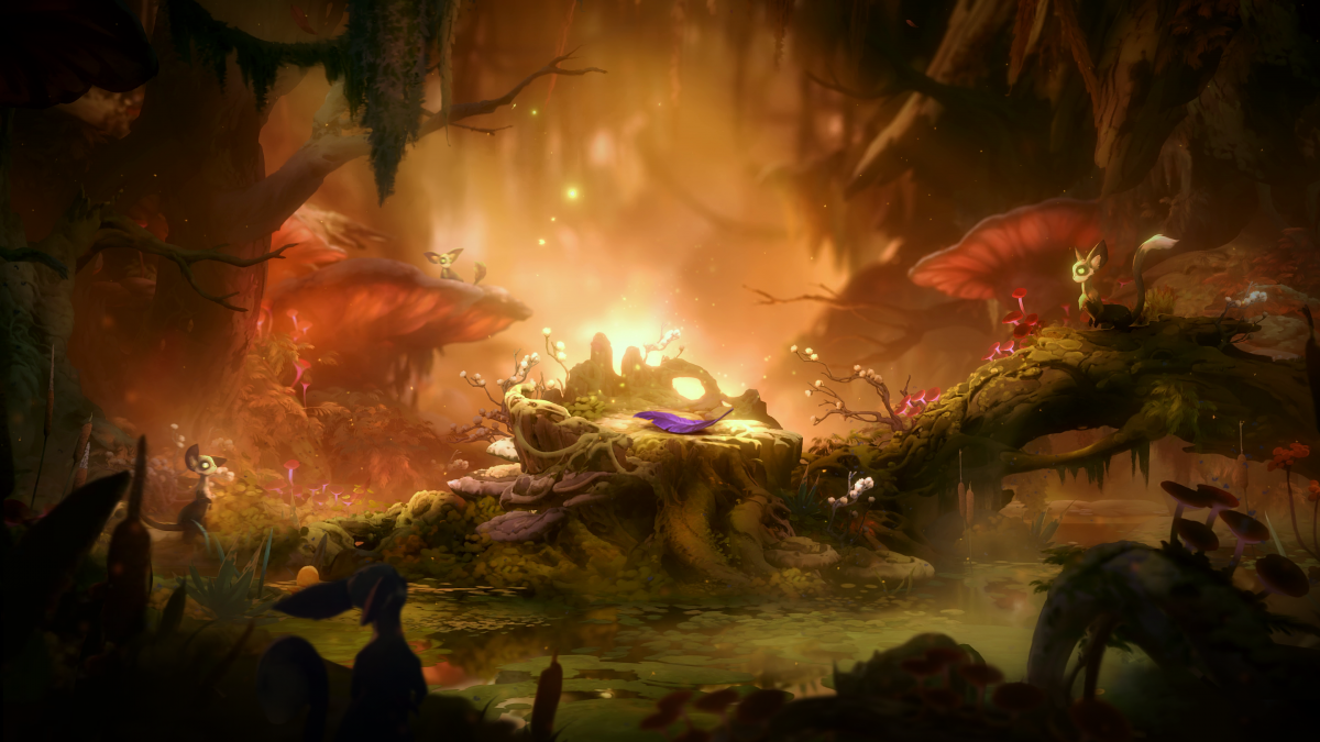 Ori and the Will of the Wisps, ya disponible en Xbox One
