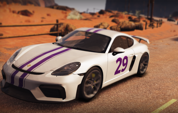 Gear.Club Unlimited 2 Porsche Edition llega a Nintendo Switch