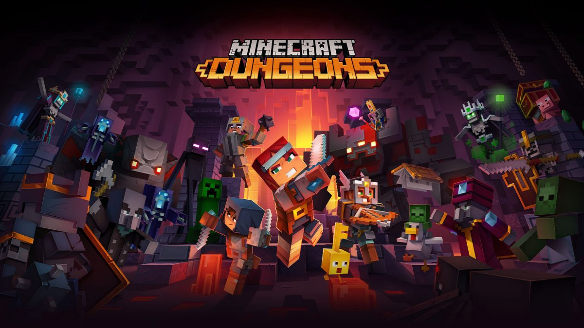 Minecraft Dungeons continúa con Jungle Awakens y Lost Temple