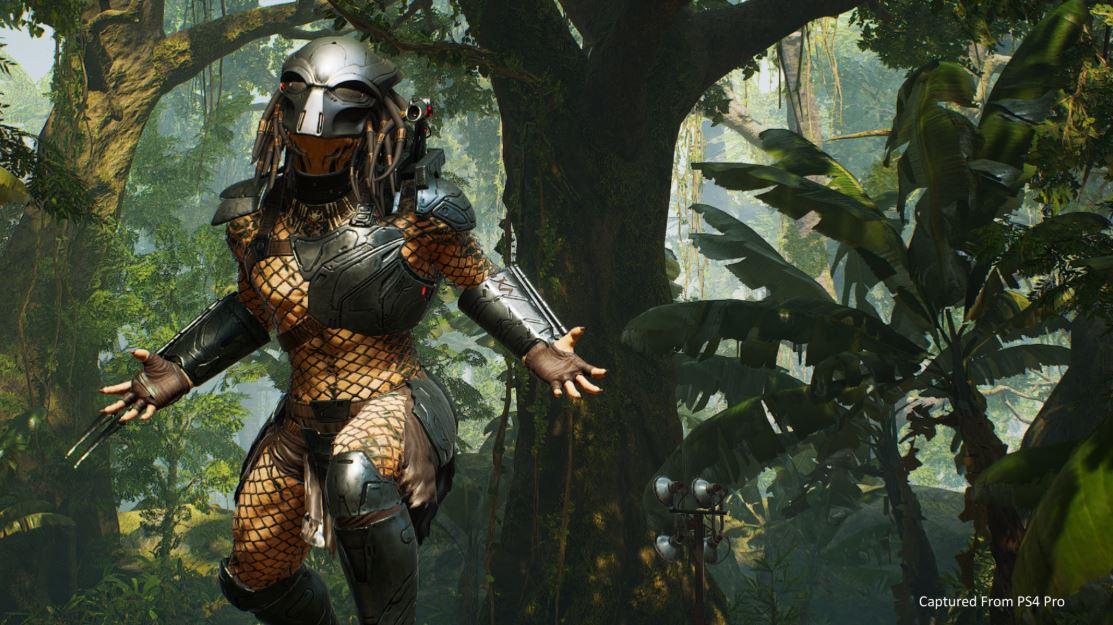 llFonic presenta tráiler de lanzamiento de Predator: Hunting Grounds