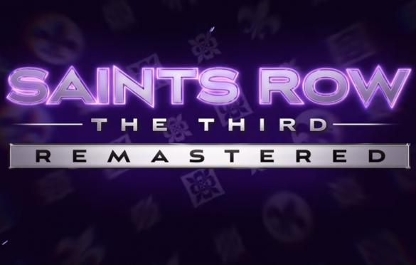 Saints Row The Third Remastered anunciado para Xbox One y PS4