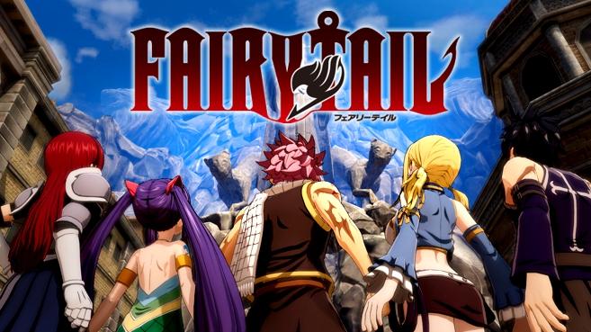 Restituye la antigua gloria del gremio Fairy Tail y llévate las recompensas