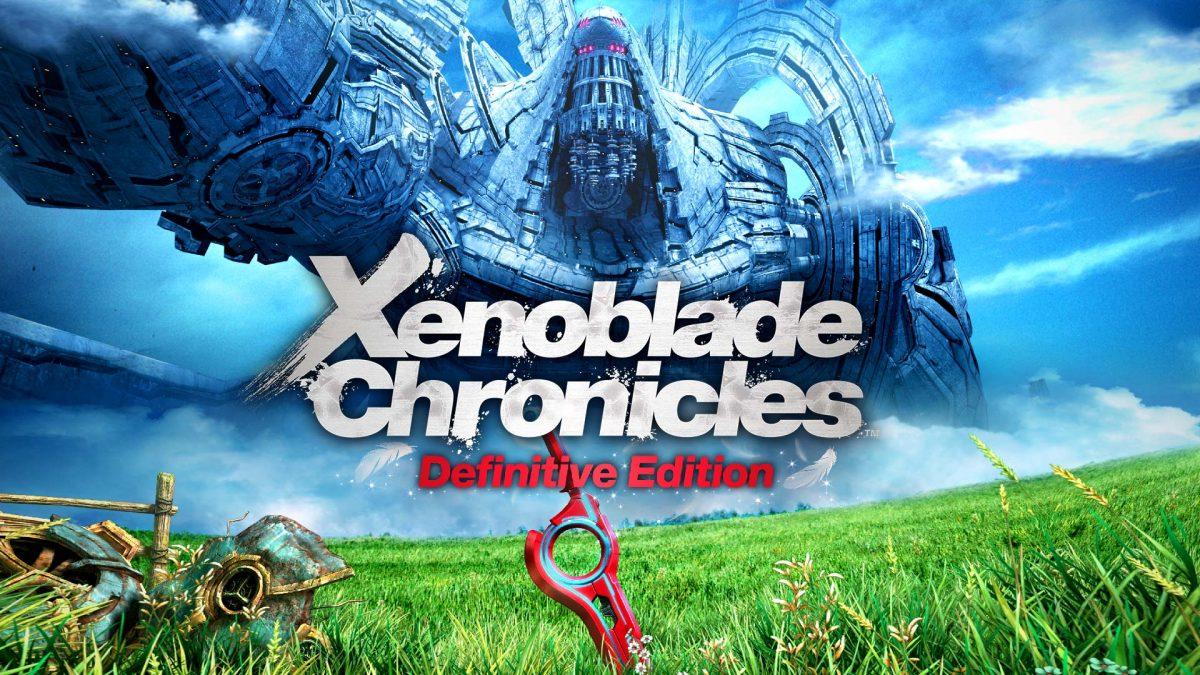Un juego de culto llega a Switch: Xenoblade Chronicles: Definitive Edition