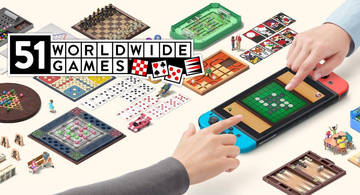 Descubre 51 Worldwide Games, la mayor selección de juegos del mundo