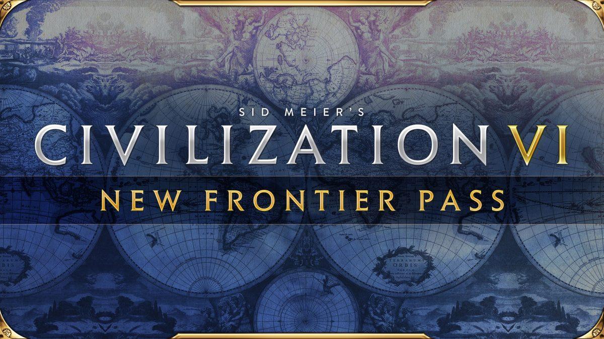 2K anuncia Sid Meier's Civilization VI – New Frontier