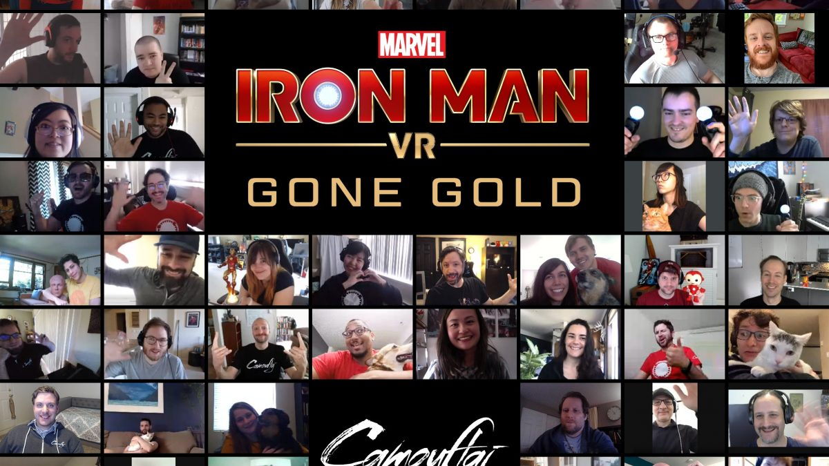 Marvel's Iron Man VR ya es gold