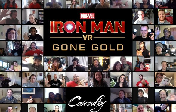 Marvel's Iron Man VR ya es gold