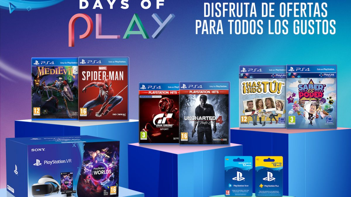 Regresa 'Days of Play' para disfrutar aún más de PS4