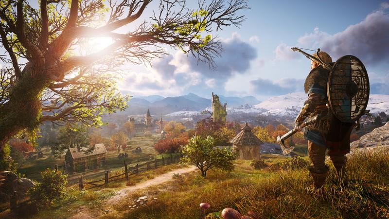 Assassin's Creed Valhalla, una nueva aventura para convertirse en vikingo