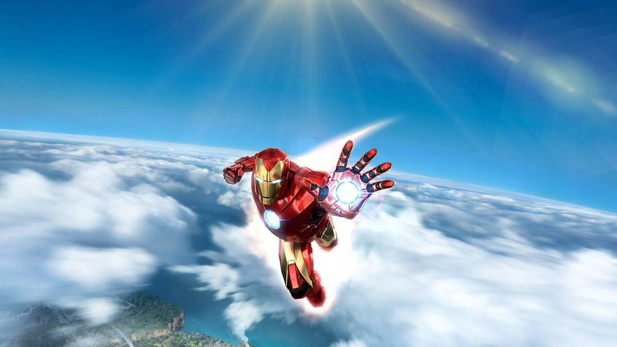 Marvel's Iron Man VR llegará el próximo 3 de julio a PlayStation