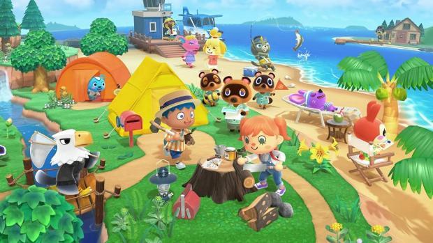Animal Crossing, construir una vida sin salir de casa
