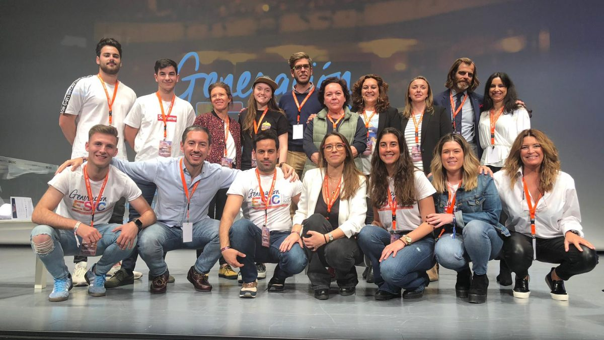 Sevilla alberga el primer Generación ESIC digital, uno de los mayores eventos de orientación universitaria de España