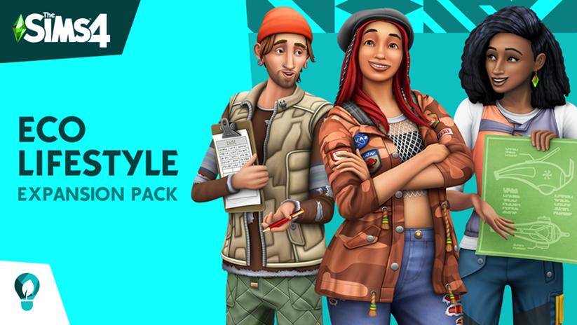 Los Sims 4 Vida Ecológica llega a PC, Mac y consolas