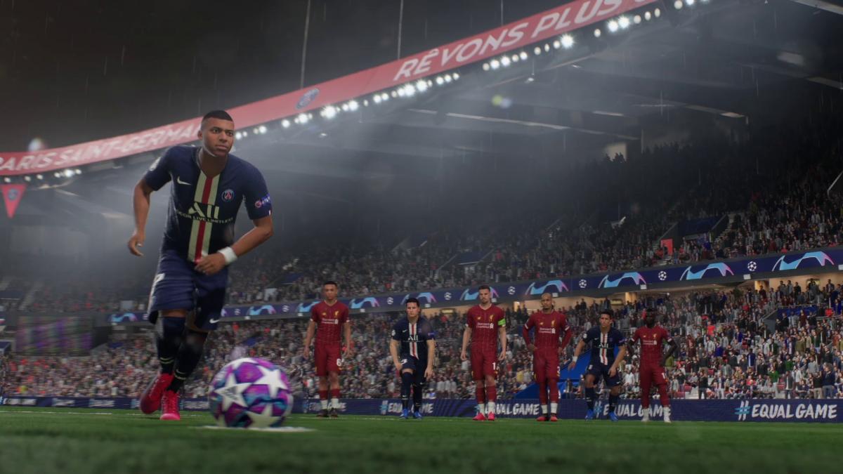 FIFA 21 aterriza en consolas y PC el 9 de octubre