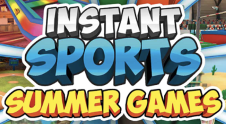 El divertidísimo Instant Sports Summer Games llegará próximamente en formato físico