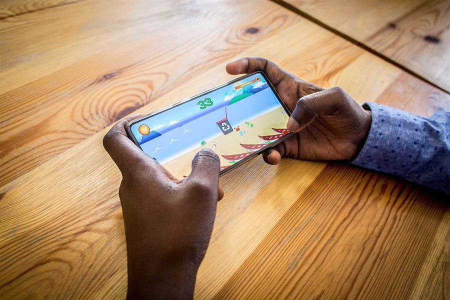 Un videojuego «Made in Senegal» para concienciar de la polución