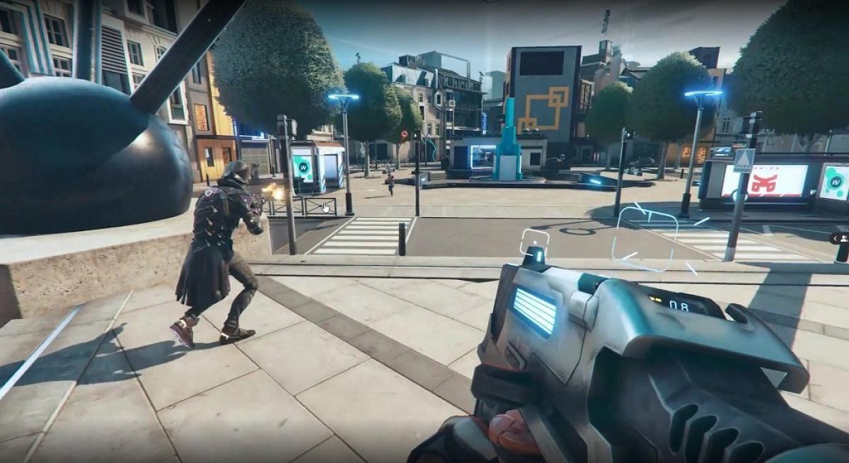 Hyper Scape, el 'battle royal' de Ubisoft llega el 11 de agosto