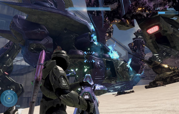 Halo 3 llega el 14 de julio a Halo: The Master Chief Collection en PC