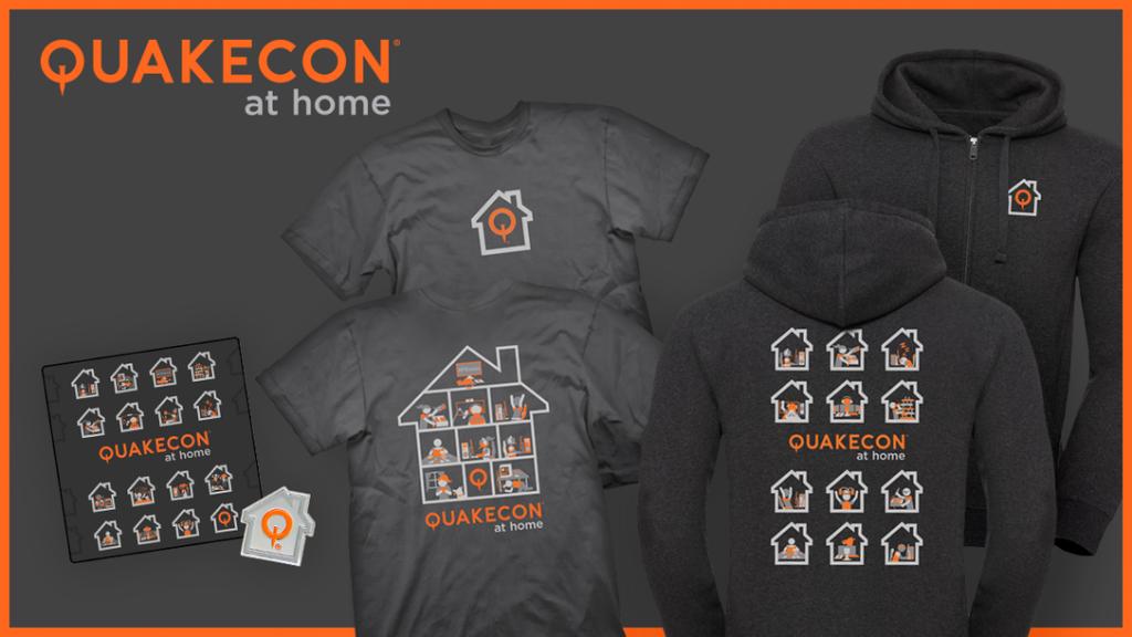 'QuakeCon at Home' trae paz, amor y misiles a larga distancia