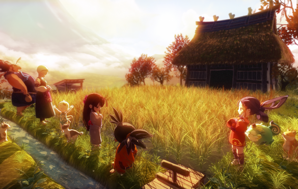 Sakuna: Of Rice and Ruin Limited Edition llega para PS4 y Switch