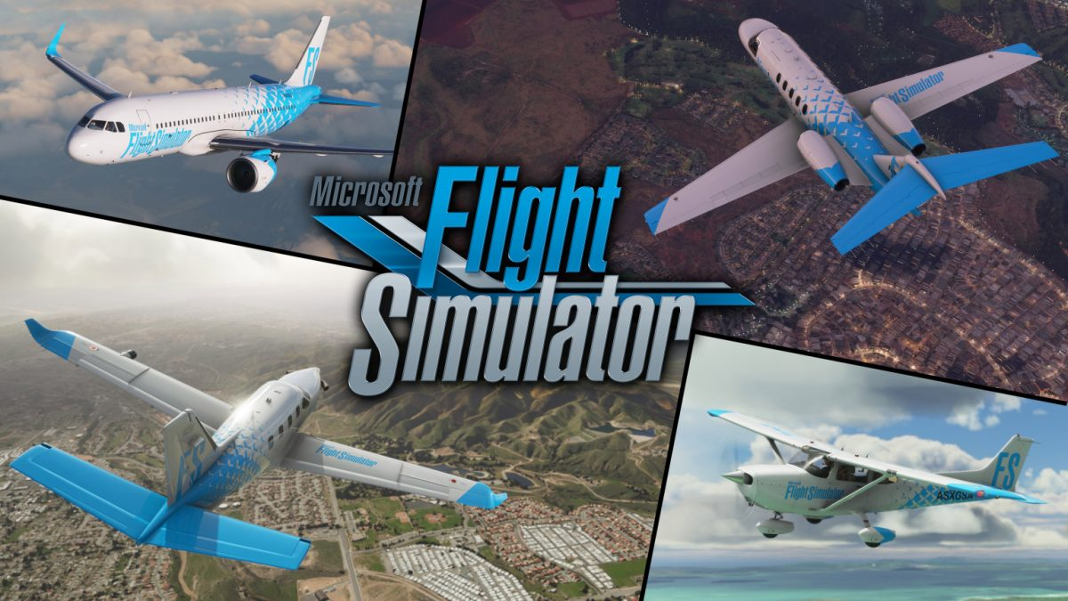 Microsoft Flight Simulator: sobrevolar el mundo nunca fue tan real
