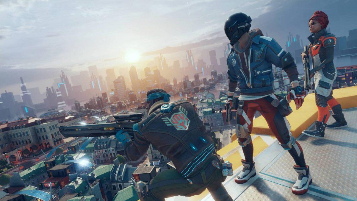 Ubisoft lanza el frenético «battle royale» urbano «Hyper Scape»