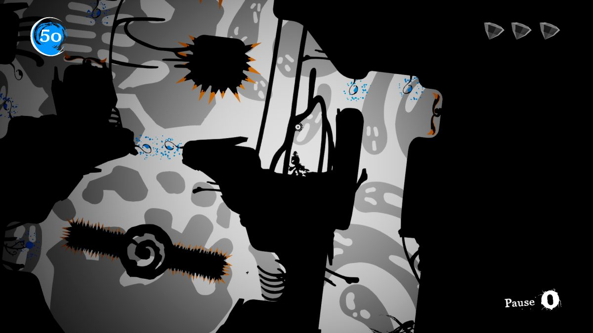 Naught, el original desafío a la gravedad del estudio español Wildsphere, llega a PlayStation 4