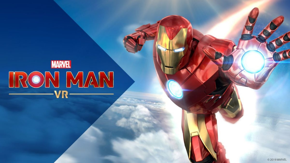 Marvel's Iron Man VR recibe una actualización gratuita con nuevo contenido