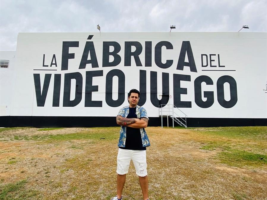 La gastronomía entra en el mundo de los videojuegos con Diego Gallegos