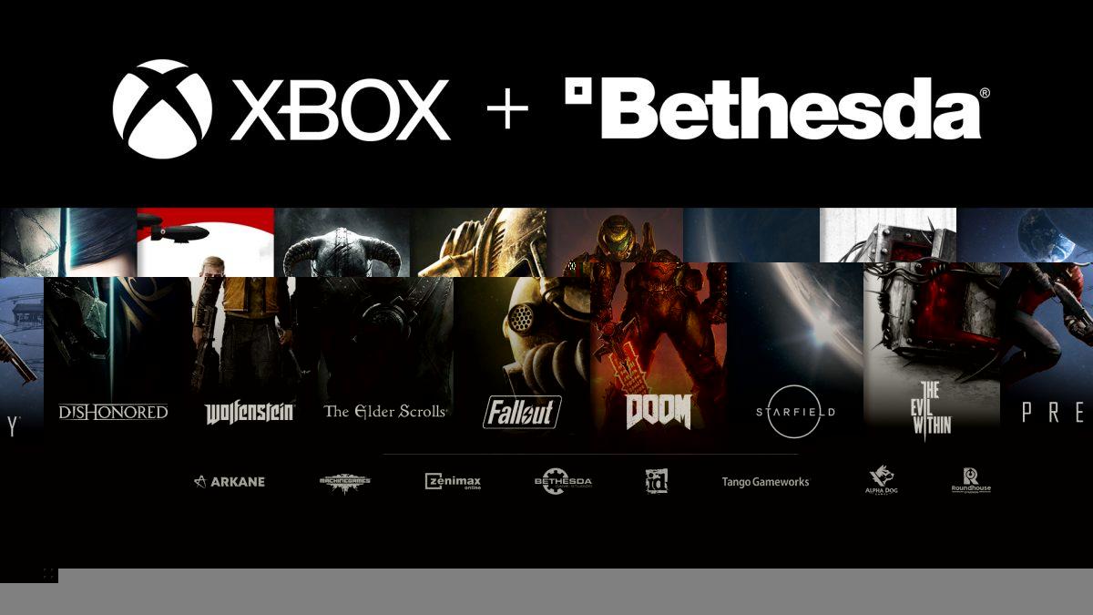 Microsoft adquiere ZeniMax Media y su editora de juegos Bethesda Softworks