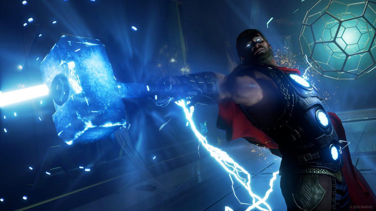 Muestra tus superpoderes con el espectacular Marvel's Avengers