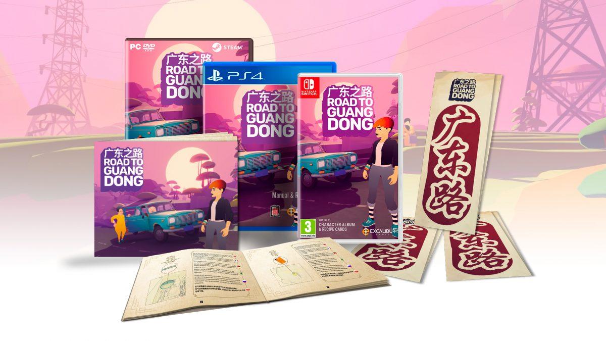 Empieza el viaje en Nintendo Switch y PlayStation 4  de Road to Guangdong