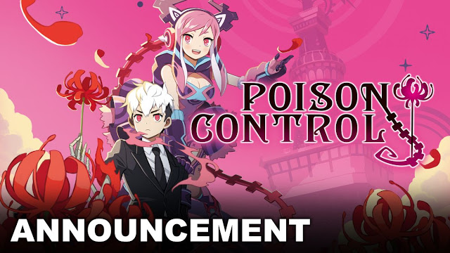 El shooter de acción Poison Control llegará a PS4 y Nintendo Switch en 2021