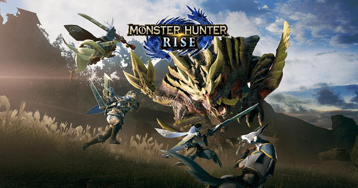 Dos nuevas entregas de la serie Monster Hunter llegarán a Nintendo Switch