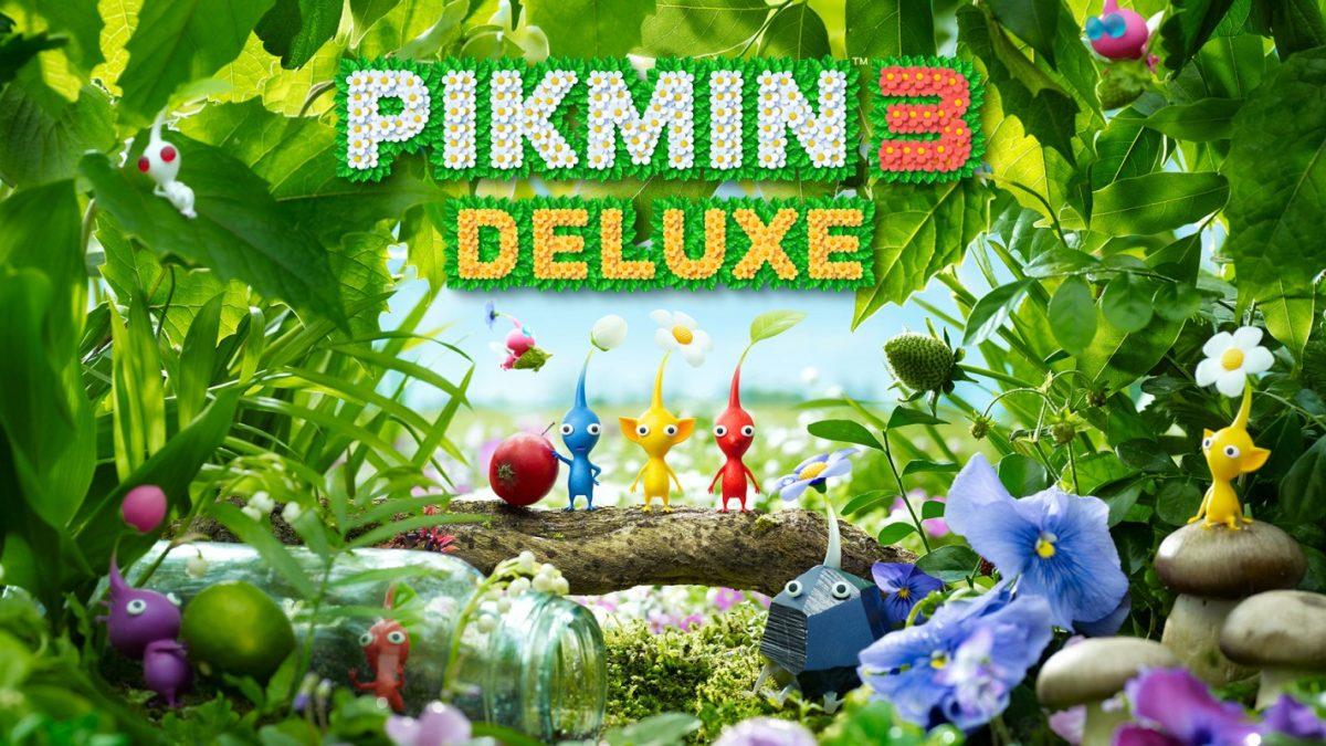 Llega Pikmin 3 Deluxe, el juego que nació del amor de Miyamoto por la jardinería