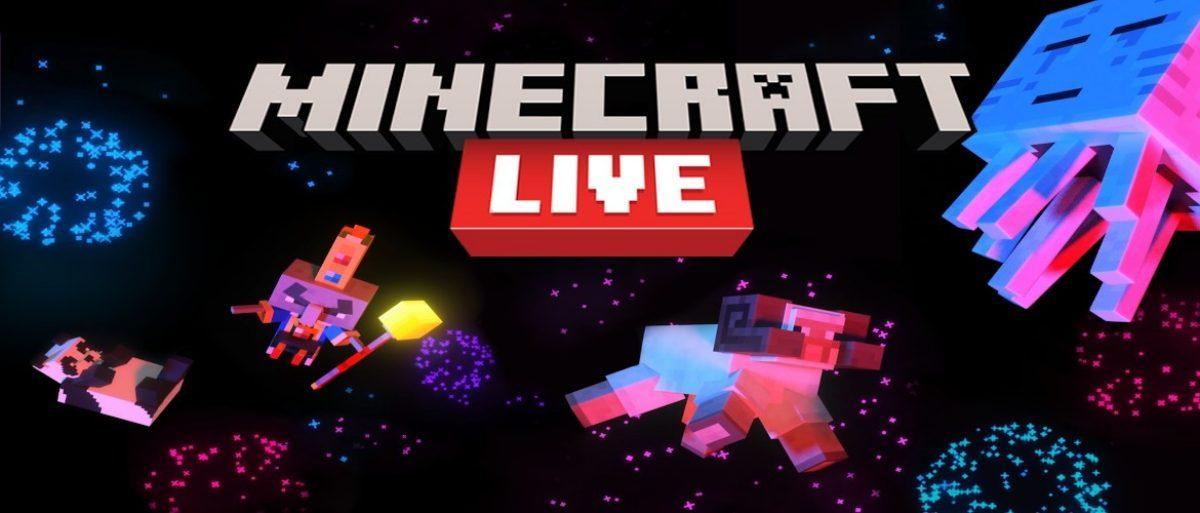 Todo lo que necesitas saber sobre Minecraft Live