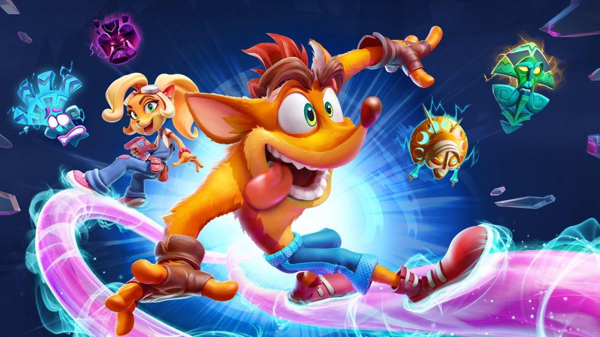 Crash Bandicoot 4: It's about time ya está disponible