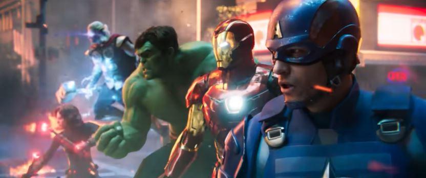 Marvel's Avengers llega a la siguiente generación de consolas
