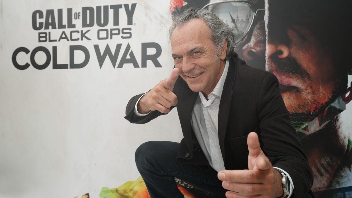 Jose Coronado estará en Call of Duty Black Ops Cold War