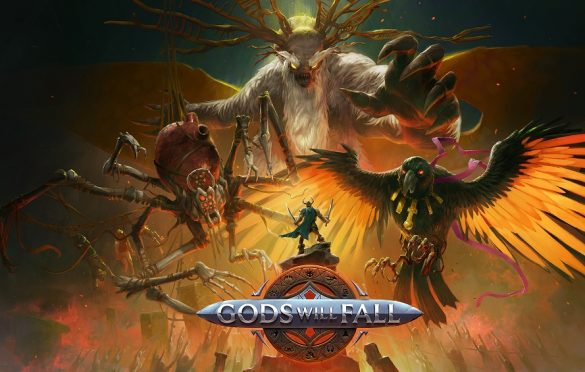 Anunciado Gods Will Fall para PS4, Xbox One, Switch y PC