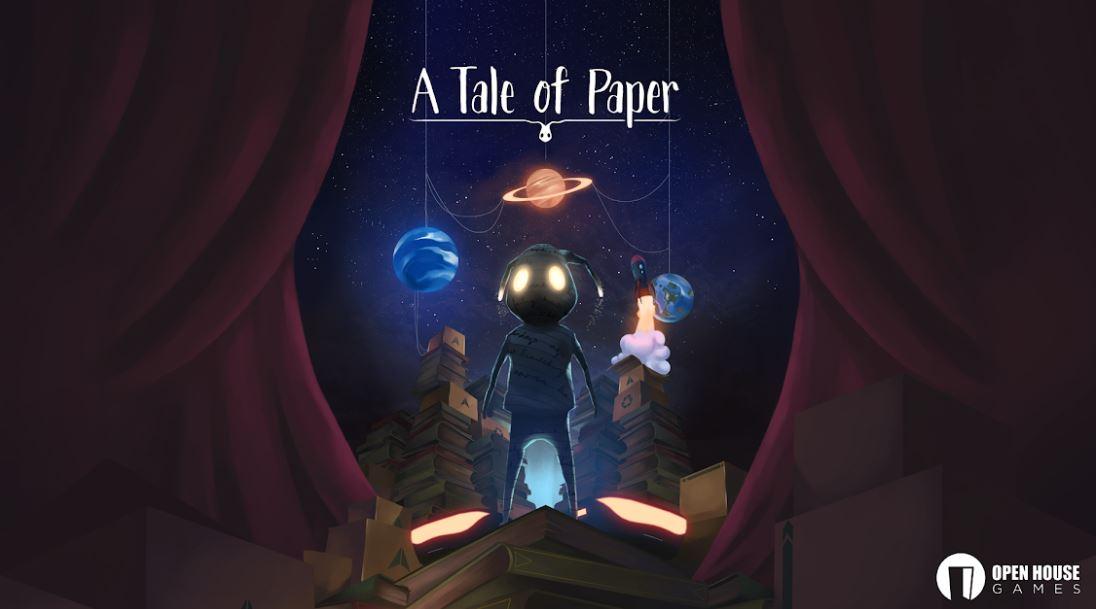 """""""A Tale of Paper"""", una entrañable historia que une videojuegos y origami"""