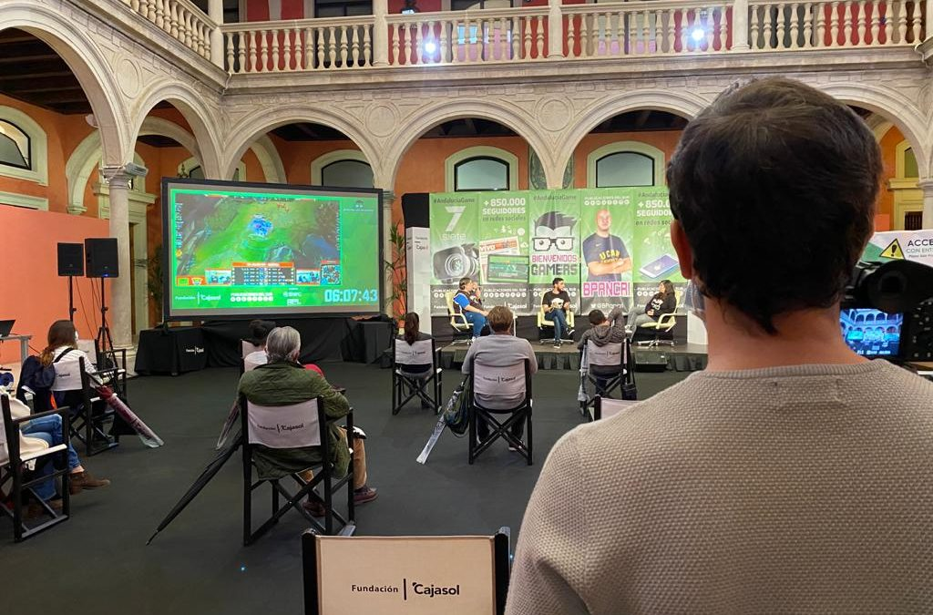Andalucía Game 2020 culmina con el triunfo total de los jugadores