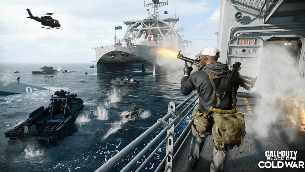 Call of Duty supera los 3.000 millones de dólares en reservas netas
