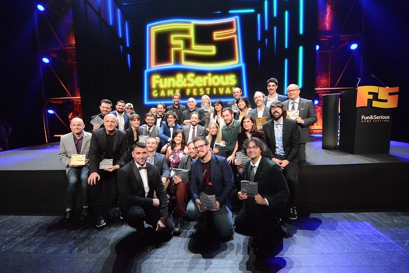 Fun&Serious Game Festival, Mejor evento cultural de 2019